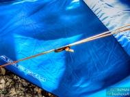 Палатка Vango Soul 200 - Оранжеви обтегачи