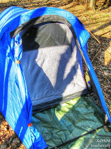 Палатка Vango Soul 200 - Предверие