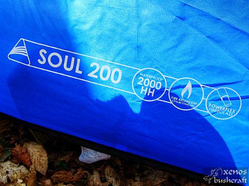 Палатка Vango Soul 200 - Основни характеристики