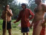 Съвременните индианци - Pow-Wow 2010, Витоша, 23-25.07