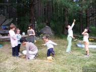Детски игри - Pow-Wow 2010, Витоша, 23-25.07