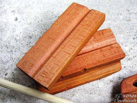 Инструмент за оглаждане и калиброване на стрели