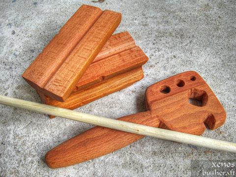 Стрелоизправител и инструмент за оглаждане и калиброване на стрели