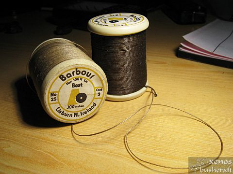 Barbour's Linen Flax Thread