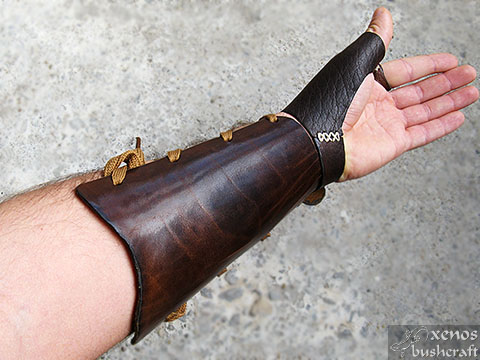 Протектори за стрелба с лък - Защита на държащата лъка ръка