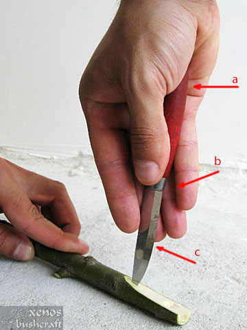 Ножът за Бушкрафт - фиг.15