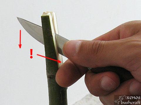Ножът за Бушкрафт - фиг.16