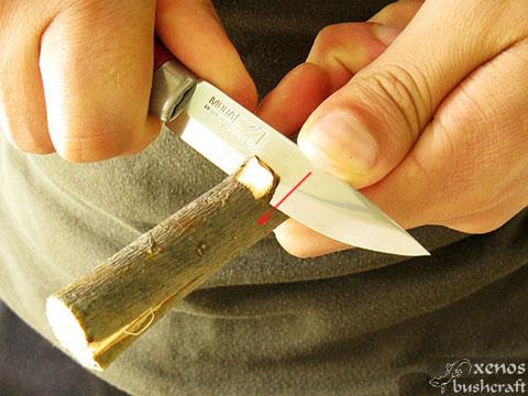 Ножът за Бушкрафт - фиг.27