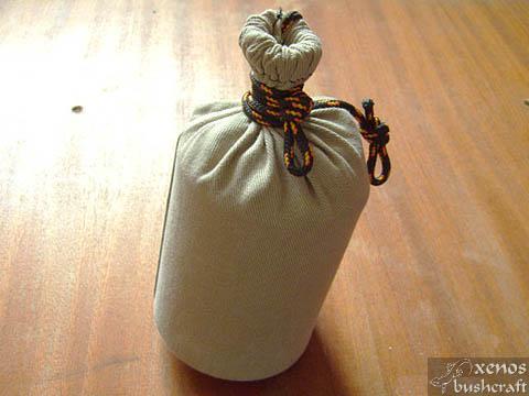 Походен готварски комплект - Опакован
