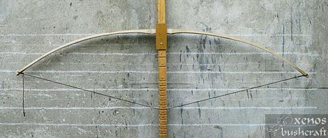 Първият ми прост лък - Тилъринг - 16 инча