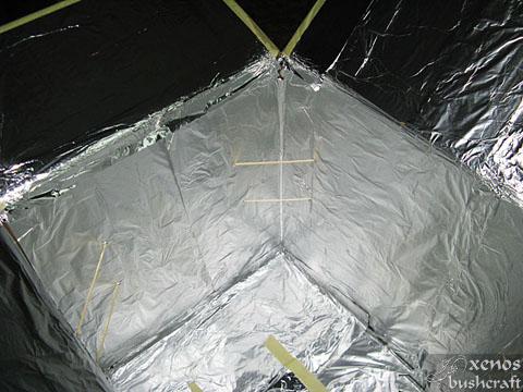 Дехидрататор от подръчни материали - Окачване на рафтовете