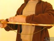 Методът Bow Drill - Дължина на лъка