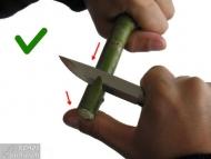 Ножът за Бушкрафт - фиг.10b
