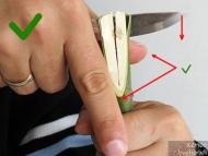 Ножът за Бушкрафт - фиг.17b