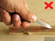 Ножът за Бушкрафт - фиг.26а