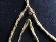 Направа на върви и въжета - Добавяне на влакна - Едностранно