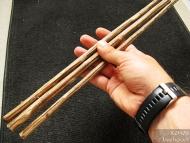 Hand Drill (Ръчен свредел) - Вретена от лопен