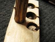 Hand Drill (Ръчен свредел) - Подготовка на ямката