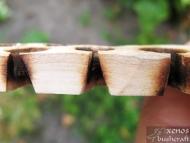 Hand Drill (Ръчен свредел) - Жлебът