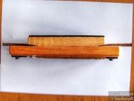Заточване на нож - Приспособление за заточване със шкурка