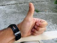 Първият ми прост лък - Височина на тетивата