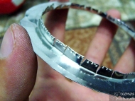 Wood Gas Stove - Уплътнитеният пръстен е готов