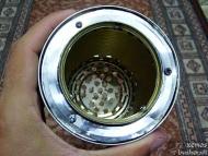 Wood Gas Stove - Видиите по уплътнителният пръстен