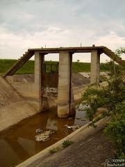 Вратите на водонапоителния канал под кв. Дивдядово. Колко лета сме изкарали тук. Жалко, че така са потрошили и разграбили всичко.