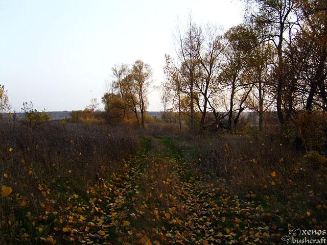 За шипки около река Камчия