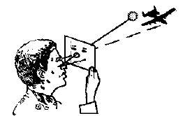 Използване на сигнално огледало (хелиограф)