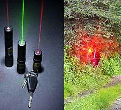 Сигнални лазери