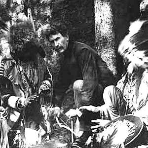Сетън при индианците