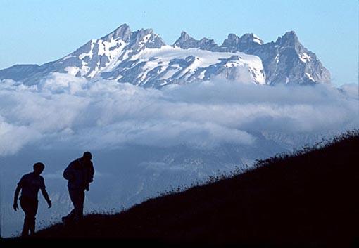 Подготовка за преходи в планината