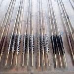 Arundo donax - Стрели за атлатъл