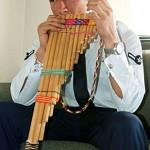Arundo donax - Пан-флейта